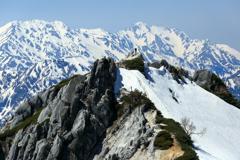 立山を望む Ⅱ