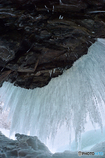 氷瀑(裏)