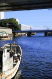 運河の出口