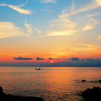 CANON Canon EOS 5D Mark IIIで撮影した(The setting sun of Tanegashima.)の写真(画像)