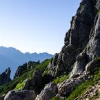 RICOH IMAGING PENTAX K-3 IIで撮影した(岩峰の夏)の写真(画像)