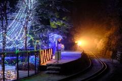 わたらせ鉄道 雪景色 in 2017