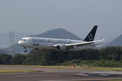 ANA B767-300 Star Alliance