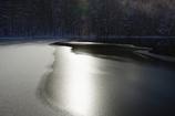 冬 銀 光
