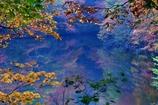 虹色の十二湖