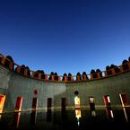 NIKON NIKON D700で撮影した風景(The silence of the night プラネタリウム)の写真(画像)