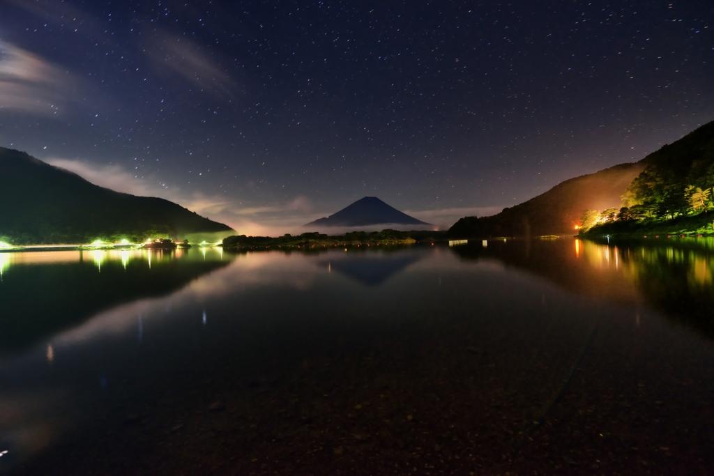 精進湖賑わいの深夜Ⅱ