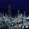 東燃ゼネラル石油和歌山工場vol 2 (マクロで工場夜景)