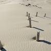 砂丘の日時計 AM1030