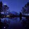 富嶽よ永遠に~月と星のふもとっぱら