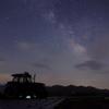 高原畑の夜
