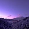富嶽よ永遠に~新雪の夜明け