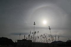 太陽の向こう側