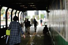 新宿高架下