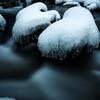 冬の亀田不動滝Ⅱ