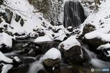 亀田不動の滝 2018冬Ⅰ