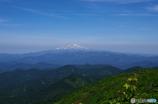 鳥海ビュー・神室山からⅠ