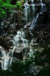 立又渓谷・二の滝Ⅱ
