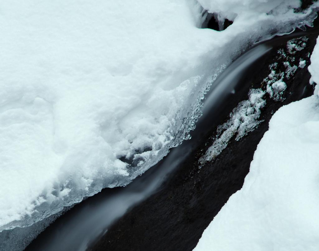 金山滝・冬 Ⅳ