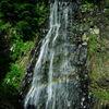 立又渓谷・一の滝Ⅲ 虹