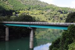 香落渓 青蓮寺橋