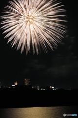 筑後花火大会 2017 13