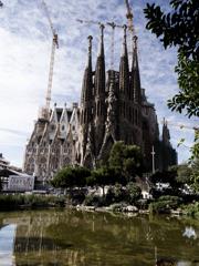 Temple Expiatori de la Sagrada Família 1