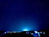 満天の星空を演出