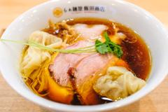 らぁ麺屋 飯田商店@湯河原