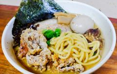 ガッツリ醤油麺