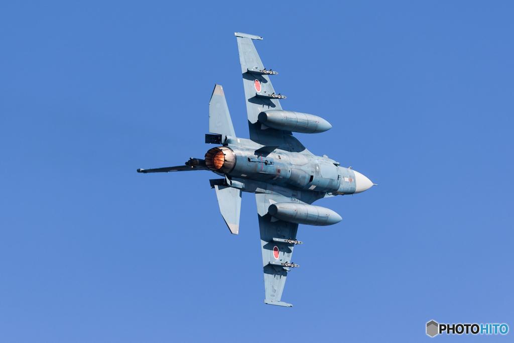 築城基地航空祭2015 F-2A