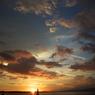 堺浜の夕日 2012.09.01