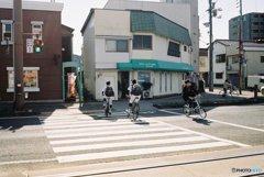 高知電車道②