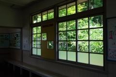 廃校舎のミュージアム