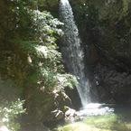 CASIO EX-Z77で撮影した(癒しの滝)の写真(画像)