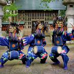 黒川神社 例大祭20