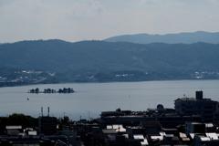 プチふたり旅21 宍道湖