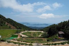 プチふたり旅13 大平山からの瀬戸内眺望