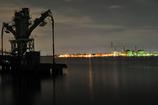 働く夜の街