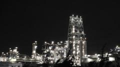 堺工場 夜景