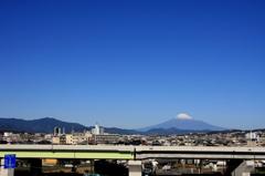 富士山inクリアスカイ