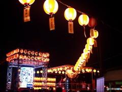 神田明神の盆踊り-1