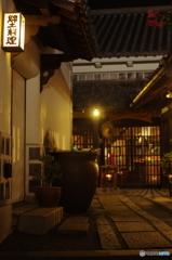 倉敷の夜-1