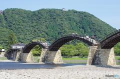 岩国錦帯橋-1