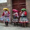 Peru クスコ市街