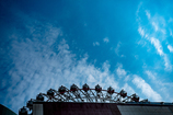 天空のノコギリ
