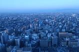 名古屋、夜明け前