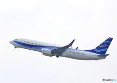 ニュージェン・エアウェイズ 日本初就航 ③