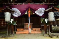 粟田神社・本殿