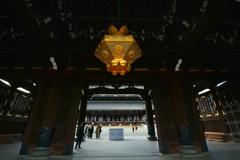東本願寺・御影堂門2